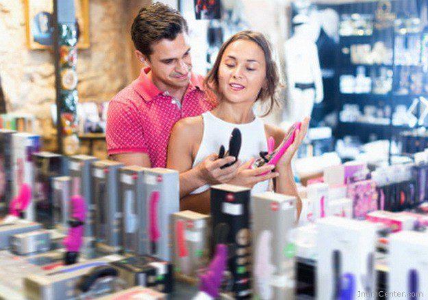 Szex shop ötletek, az Intim Center minden nap nyitva
