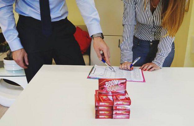 Ha potencianövelő, akkor Boom Boom az INTIM CENTER szexshopból - eladás, csomagküldés